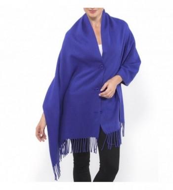 Alpine Swiss Womens Pashmina Blanket in Wraps & Pashminas