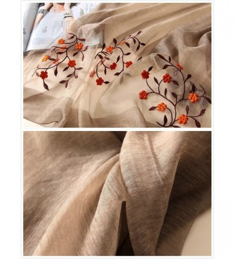 Natural Lightweight Fashion Scarves Packaging in Fashion Scarves