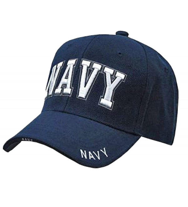 26c97843 Buy Caps and Hats U.S. Navy Veteran Baseball Cap Vet Military Mens One Size  - Navy