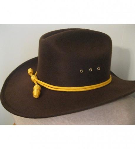 Western Cowboy Hat Cattlemans Cavalry
