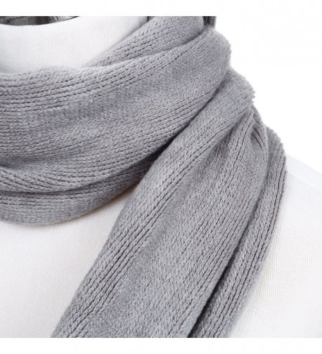 Premium Solid Winter Infinity Circle in Fashion Scarves