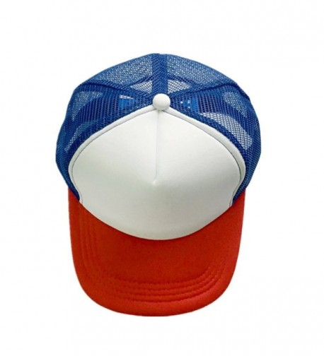 Shopular Stranger Things Drama Dustin Cap Recover Cosplay Snapback Baseball Hat - C618966O5ZN