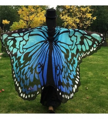 Powerfulline Butterfly Beach Christmas Halloween in Fashion Scarves