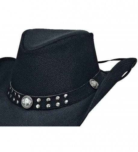 Bullhide Montecalo ALSTON Leather Western