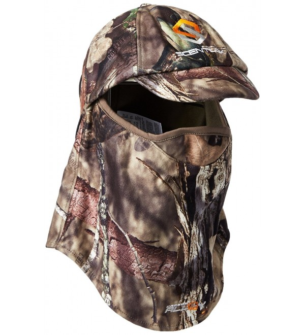 Scent-Lok Men's Savanna Ultimate Lightweight Headcover - Realtree Xtra - CI122MO0CZ1