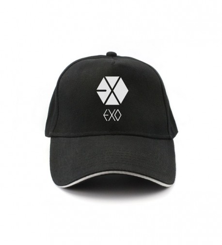 Fanstown Kpop GOT7 Member Baseball Cap Hat Fanshion Snapback With lomo Card - Exo - CA12MXXSGQ8