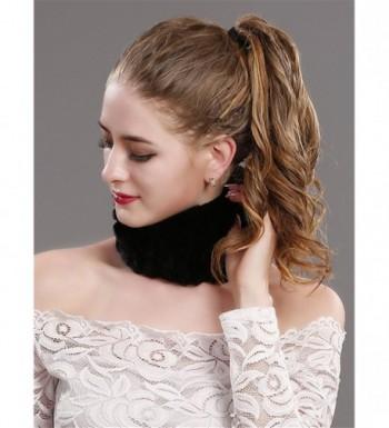 LITHER Womens Headband Earwarmer Earmuff in Women's Cold Weather Headbands
