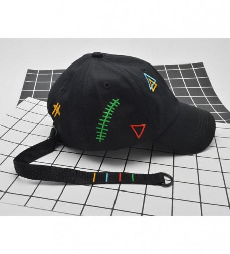 EASTER BARTHE Embroidery Embroidered Adjustable in Women's Baseball Caps
