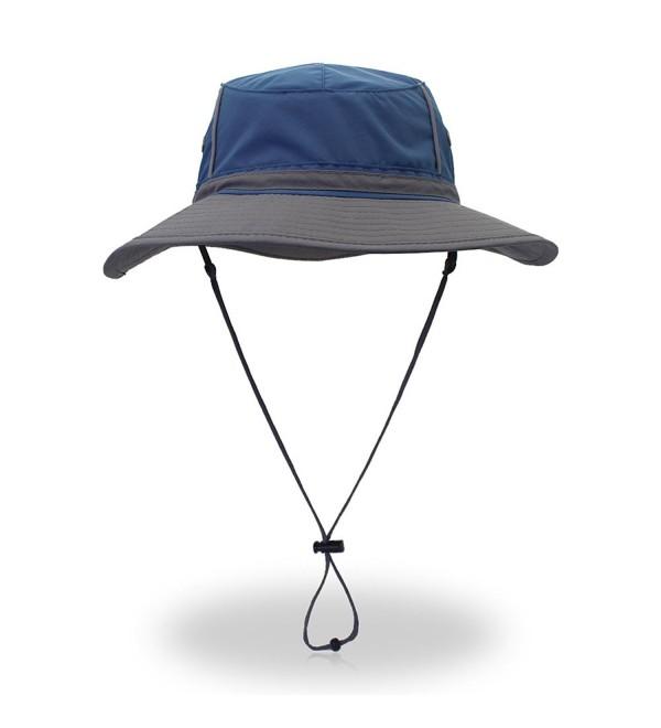 FayTop Outdoor Fishing Protection B16015 blue - B16015-blue - C0185YCI348