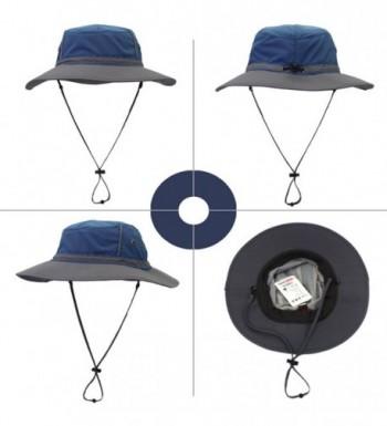 FayTop Outdoor Fishing Protection B16015 blue in Women's Sun Hats