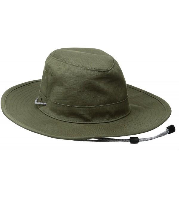 Men's The Traveler Wide brimmed Adventure Hat Olive C912BDSJ8EX