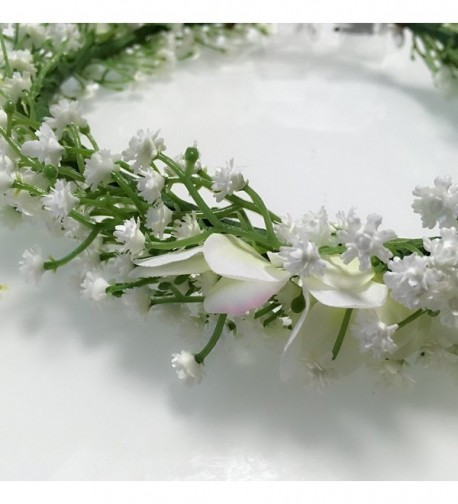 Cuteadorn Bridal Breath Headband Adjustable