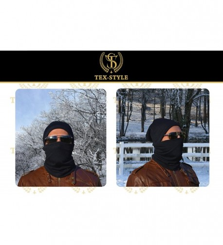 TEX STYLE Balaclava Headband No Pilling Multifunctional in Fashion Scarves