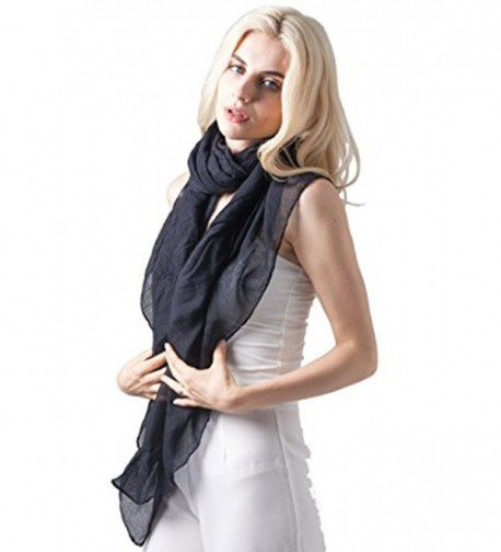 MEYKISS Cotton Blended Scarf 70 87