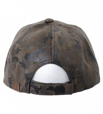 Funky Junque H 40156 711 Camouflage Baseball