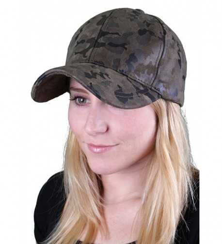 Funky Junque H 40156 711 Camouflage Baseball in Women's Baseball Caps