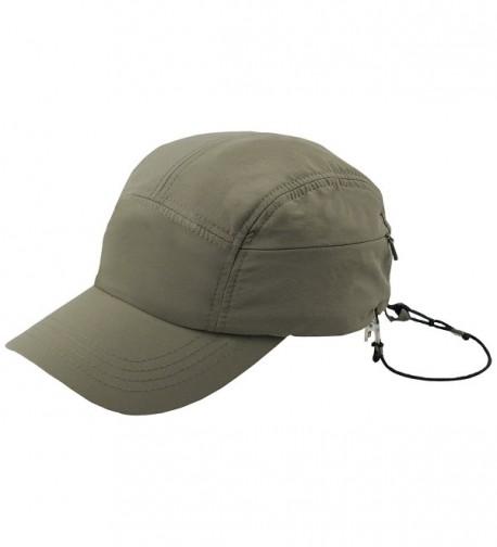 Juniper Outdoor Taslon Hunting Cap - Olive - CY11LV4GUS7
