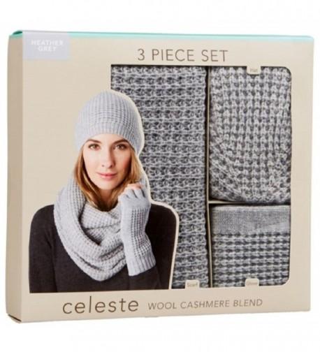 Celeste Womens Cashmere Blend Heather