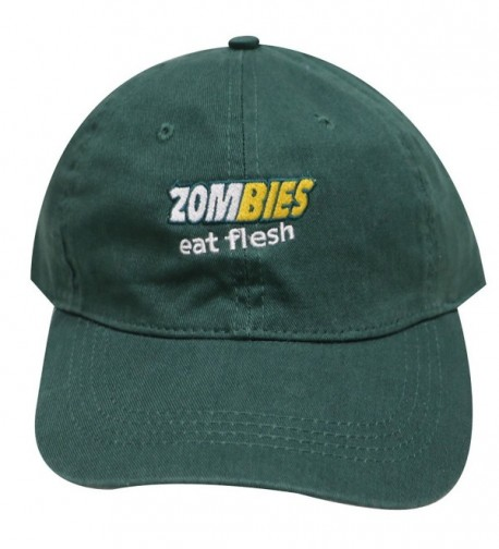 City Hunter Zombies Cotton Baseball