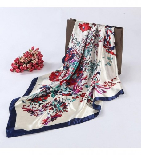Oksale Floral Printed Square Kerchief