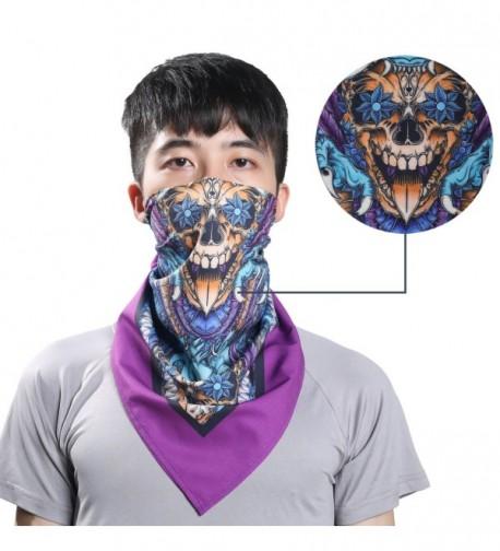 Bandana Printed Pirate headbands Cowboy in Fashion Scarves