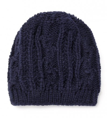 Nine City Knitted Beanie Pom