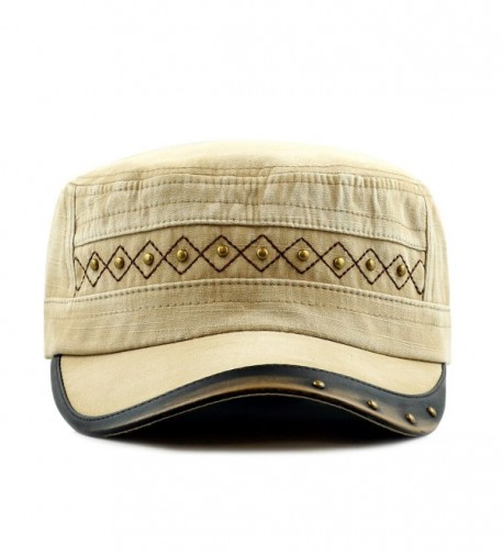 HAT DEPOT 200H5148 Leather Accent