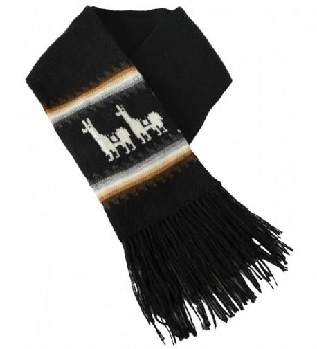 Gamboa Black Llamitas Unisex Alpaca