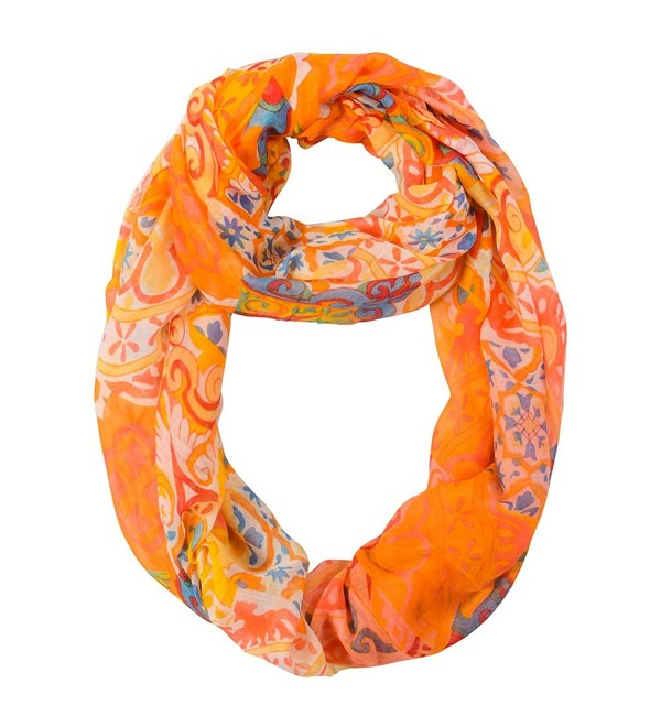 Infinity scarf - Ombre royal classic design - Fashion scarves - Multi Color5 - C417YY4HXZ0