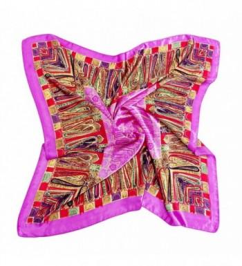 Premium Silky Paisley Square Clothing