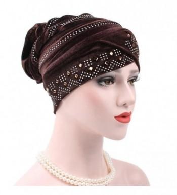 Hatop Muslim Stretch Turban Velvet