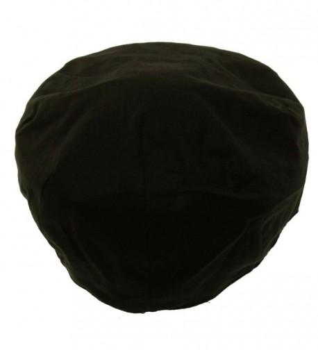 Summer Front Solid Driver Hat in Men's Newsboy Caps