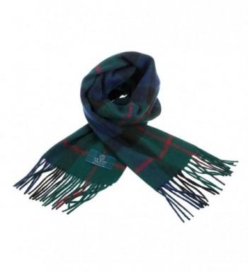 Clans Scotland Scottish Tartan Scarf