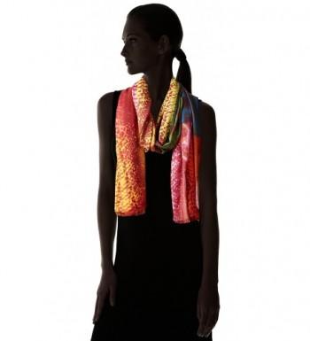 Fiorentina Womens Multi Color Snake in Fashion Scarves