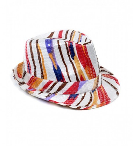 Tiger Party Fedora Hat - C1119RZX7AF