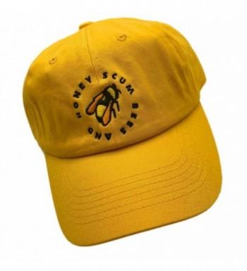 Baseball Embroidered Adjustable Snapback Cotton