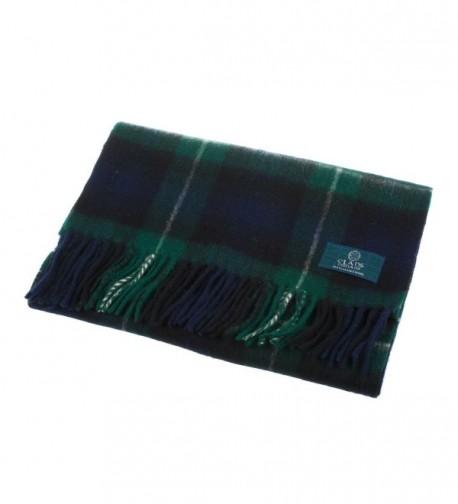 Clans Scotland Scottish Tartan Lamont in Cold Weather Scarves & Wraps