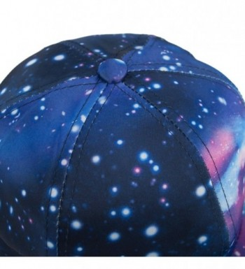 TopTie Unisex Snapback Baseball Printed Purple in Women's Baseball Caps
