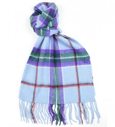 Lambswool Scottish World Peace Tartan Scarf Gift - CY11GAN41BV