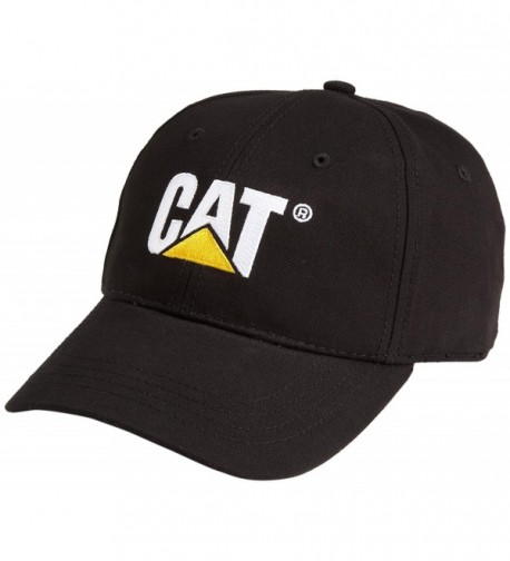 Caterpillar Men's Trademark Cap - Black - CH111AGW71J