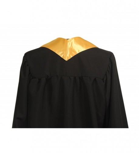 GraduationService Unisex Plain Graduation Stole