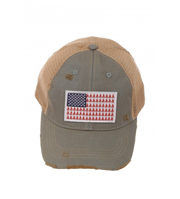 Flag Sailboat Hat - C617YSLM6LI