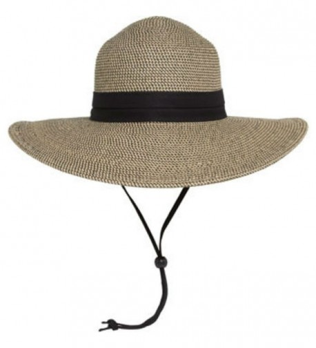 Solar Escape Grasslands Ladies' UV Protection Hat. UPF 50+ Sun Rating - CJ12CV5I8ST