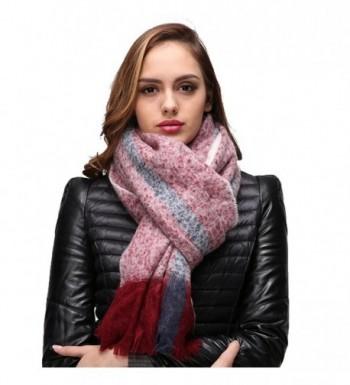 Large Winter Scarf Women Scarves