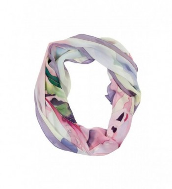 TexereSilk Women's 100% Silk Oblong Fashion Scarf - Luxury Gift Ideas AS0056 - Multicolored - CJ115EPQC91