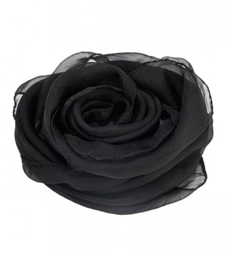 Costume Accessories Chiffon Headband Earrings in Fashion Scarves