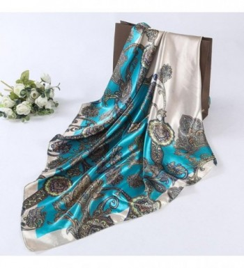 Womail Women Printed Square Kerchief