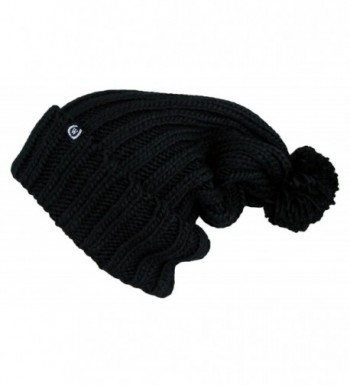 Womens Extra Oversize Cable Beanie