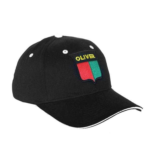 Oliver Tractor Hat with Vintage Logo - CO1274J9G8N