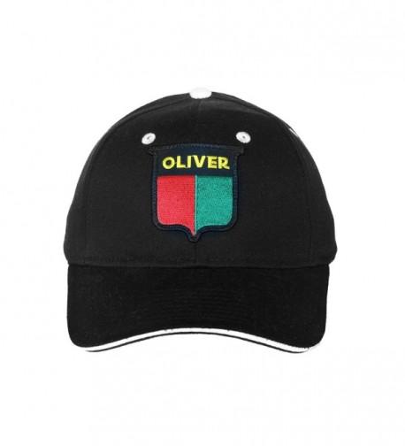 Oliver Tractor Hat Vintage Logo